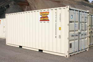 Bleekers roll off storage 20foot
